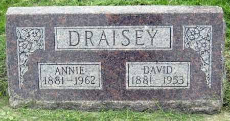 DRAISEY, ANNIE - Davison County, South Dakota | ANNIE DRAISEY - South Dakota Gravestone Photos