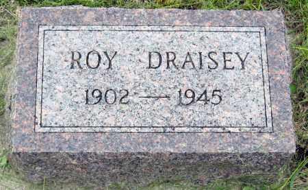 DRAISEY, ROY - Davison County, South Dakota | ROY DRAISEY - South Dakota Gravestone Photos