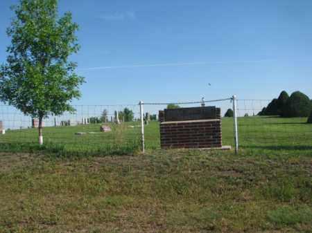 *ETHAN HILLCREST, FRONT VIEW - Davison County, South Dakota   FRONT VIEW *ETHAN HILLCREST - South Dakota Gravestone Photos