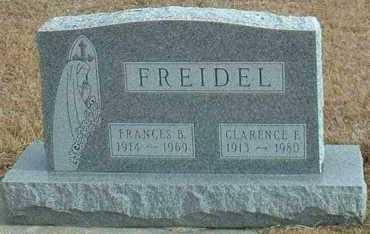 FREIDEL, FRANCES - Davison County, South Dakota | FRANCES FREIDEL - South Dakota Gravestone Photos