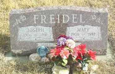 FREIDEL, JOSEPH - Davison County, South Dakota   JOSEPH FREIDEL - South Dakota Gravestone Photos
