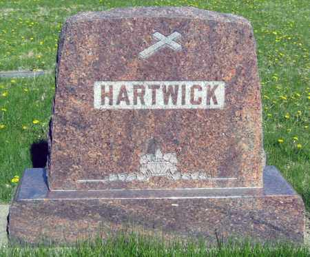 HARTWICK, FAMILY STONE - Davison County, South Dakota | FAMILY STONE HARTWICK - South Dakota Gravestone Photos