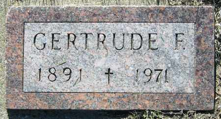 HARTWICK, GERTRUDE - Davison County, South Dakota | GERTRUDE HARTWICK - South Dakota Gravestone Photos