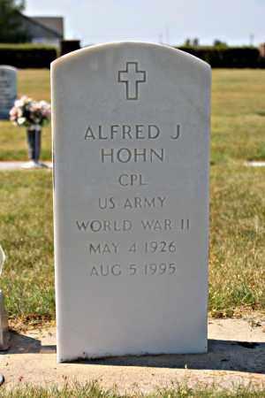 HOHN, ALFRED - Davison County, South Dakota | ALFRED HOHN - South Dakota Gravestone Photos