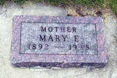 MIILER, MARY - Davison County, South Dakota   MARY MIILER - South Dakota Gravestone Photos