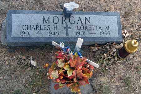 MORGAN, LORETTA - Davison County, South Dakota | LORETTA MORGAN - South Dakota Gravestone Photos