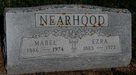 NEARHOOD, MABEL - Davison County, South Dakota | MABEL NEARHOOD - South Dakota Gravestone Photos