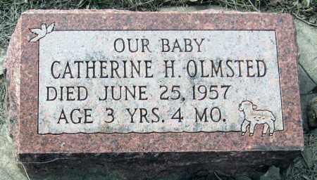 OLMSTED, CATHERINE - Davison County, South Dakota | CATHERINE OLMSTED - South Dakota Gravestone Photos