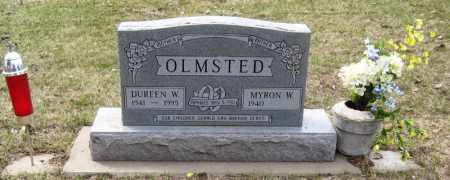 OLMSTED, MYRON - Davison County, South Dakota | MYRON OLMSTED - South Dakota Gravestone Photos