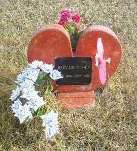 PIERSON, MARY - Davison County, South Dakota   MARY PIERSON - South Dakota Gravestone Photos