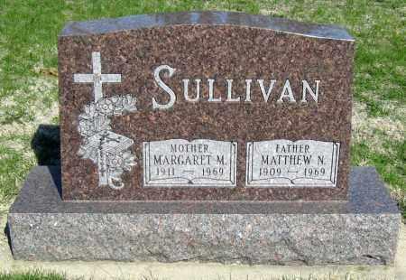 SULLIVAN, MARGARET - Davison County, South Dakota   MARGARET SULLIVAN - South Dakota Gravestone Photos