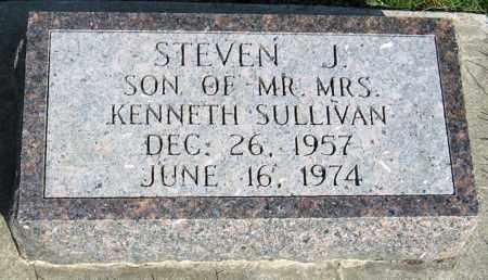 SULLIVAN, STEVEN - Davison County, South Dakota | STEVEN SULLIVAN - South Dakota Gravestone Photos