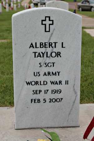 TAYLOR, ALBERT - Davison County, South Dakota | ALBERT TAYLOR - South Dakota Gravestone Photos