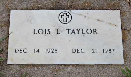 TAYLOR, LOIS - Davison County, South Dakota | LOIS TAYLOR - South Dakota Gravestone Photos