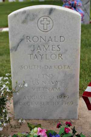 TAYLOR, RONALD - Davison County, South Dakota | RONALD TAYLOR - South Dakota Gravestone Photos