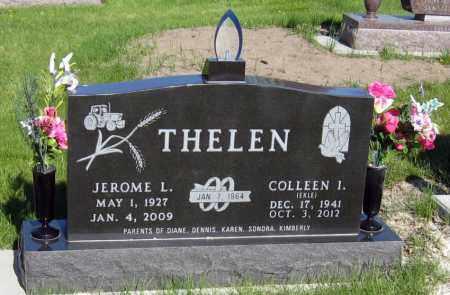 THELEN, JEROME - Davison County, South Dakota | JEROME THELEN - South Dakota Gravestone Photos