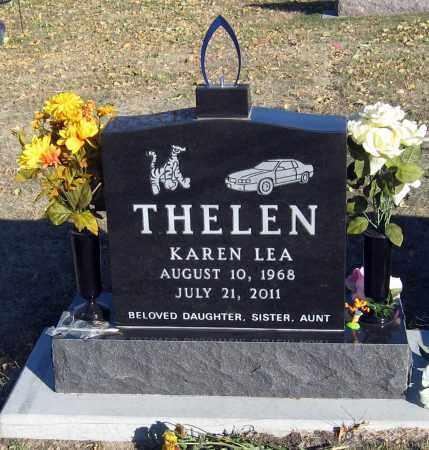 THELEN, KAREN LEA - Davison County, South Dakota | KAREN LEA THELEN - South Dakota Gravestone Photos