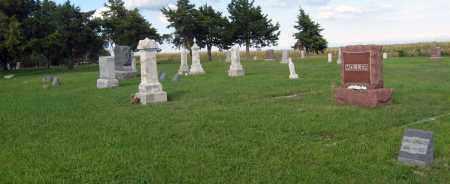 UNION CEMETERY, SIDE - Davison County, South Dakota | SIDE UNION CEMETERY - South Dakota Gravestone Photos