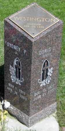 WESTINGTON, SYDNEY - Davison County, South Dakota | SYDNEY WESTINGTON - South Dakota Gravestone Photos