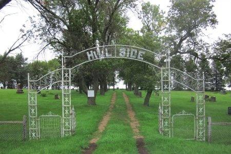 *HILLSIDE, ENTRY GATE - Day County, South Dakota | ENTRY GATE *HILLSIDE - South Dakota Gravestone Photos