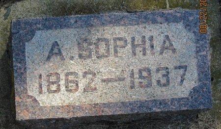 CARLSON, A. SOPHIA - Day County, South Dakota | A. SOPHIA CARLSON - South Dakota Gravestone Photos
