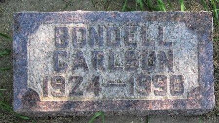 CARLSON, BONDELL - Day County, South Dakota   BONDELL CARLSON - South Dakota Gravestone Photos