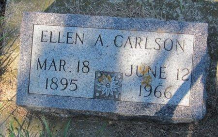 CARLSON, ELLEN A. - Day County, South Dakota | ELLEN A. CARLSON - South Dakota Gravestone Photos