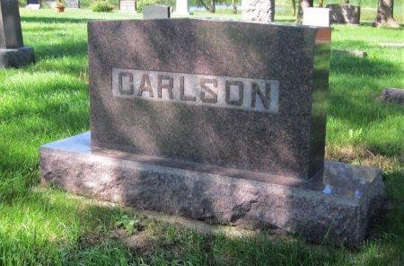 CARLSON, *FAMILY MARKER - Day County, South Dakota   *FAMILY MARKER CARLSON - South Dakota Gravestone Photos