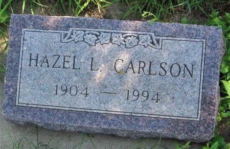 CARLSON, HAZEL L. - Day County, South Dakota   HAZEL L. CARLSON - South Dakota Gravestone Photos
