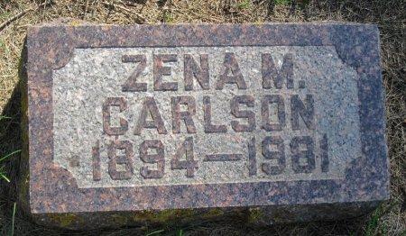 CARLSON, ZENA M. - Day County, South Dakota | ZENA M. CARLSON - South Dakota Gravestone Photos