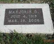 CHRISTENSON, MARJORIE DELORIS - Day County, South Dakota   MARJORIE DELORIS CHRISTENSON - South Dakota Gravestone Photos
