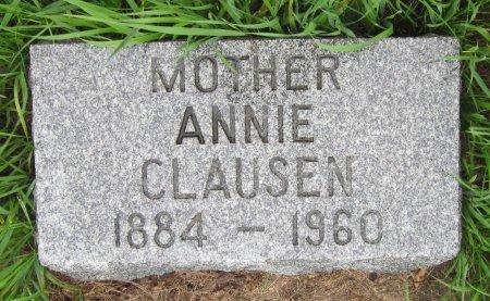 CLAUSEN, ANNIE - Day County, South Dakota | ANNIE CLAUSEN - South Dakota Gravestone Photos
