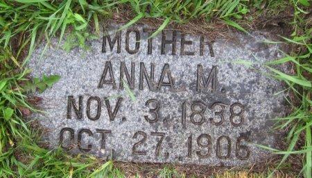 CLAUSEN, ANNA M. - Day County, South Dakota | ANNA M. CLAUSEN - South Dakota Gravestone Photos