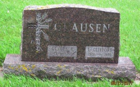 CLAUSEN, T. CLIFFORD - Day County, South Dakota | T. CLIFFORD CLAUSEN - South Dakota Gravestone Photos
