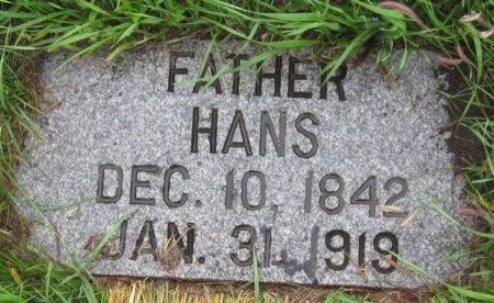 CLAUSEN, HANS - Day County, South Dakota | HANS CLAUSEN - South Dakota Gravestone Photos