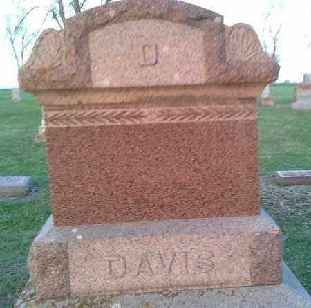 DAVIS, FAMILY STONE - Day County, South Dakota | FAMILY STONE DAVIS - South Dakota Gravestone Photos