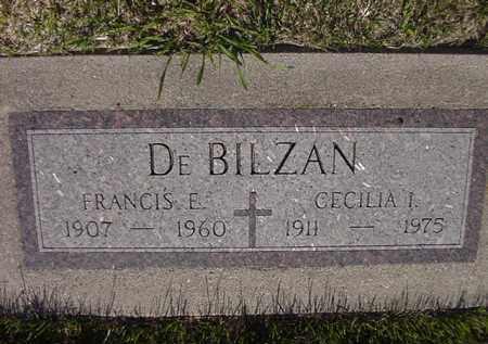 DE BILZAN, FRANCIS E. - Day County, South Dakota | FRANCIS E. DE BILZAN - South Dakota Gravestone Photos
