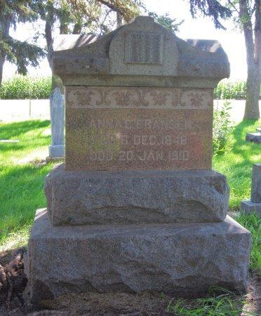 FRANSEN, ANNA C. - Day County, South Dakota   ANNA C. FRANSEN - South Dakota Gravestone Photos
