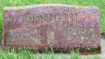 HAUGEN, HEMMEY - Day County, South Dakota | HEMMEY HAUGEN - South Dakota Gravestone Photos