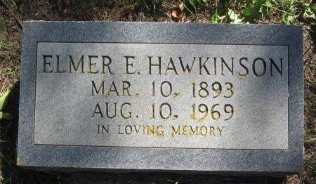 HAWKINSON, ELMER E. - Day County, South Dakota | ELMER E. HAWKINSON - South Dakota Gravestone Photos