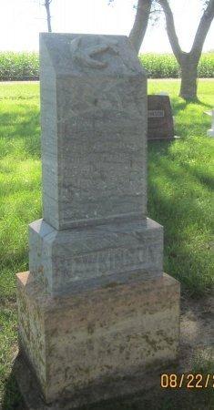HAWKINSON, JOHANNES - Day County, South Dakota   JOHANNES HAWKINSON - South Dakota Gravestone Photos