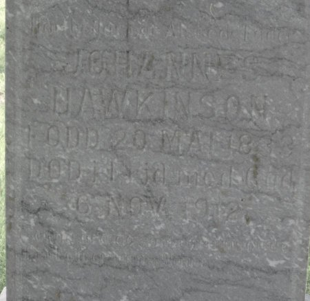 HAWKINSON, JOHANNES (CLOSE UP) - Day County, South Dakota   JOHANNES (CLOSE UP) HAWKINSON - South Dakota Gravestone Photos