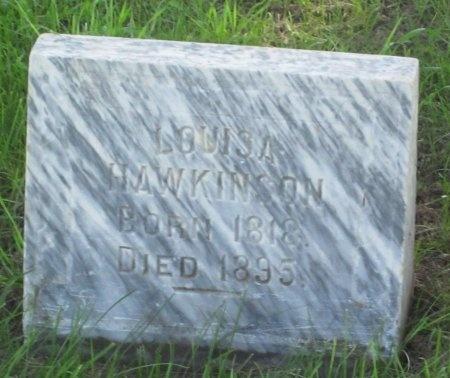 HAWKINSON, LOUISA - Day County, South Dakota   LOUISA HAWKINSON - South Dakota Gravestone Photos