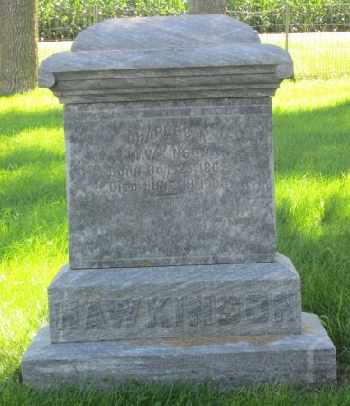 HAWKINSON, CHARLES A. - Day County, South Dakota   CHARLES A. HAWKINSON - South Dakota Gravestone Photos