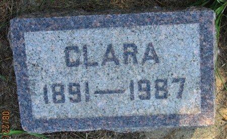 HOLMQUIST, CLARA - Day County, South Dakota | CLARA HOLMQUIST - South Dakota Gravestone Photos