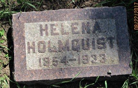 HOLMQUIST, HELENA - Day County, South Dakota   HELENA HOLMQUIST - South Dakota Gravestone Photos