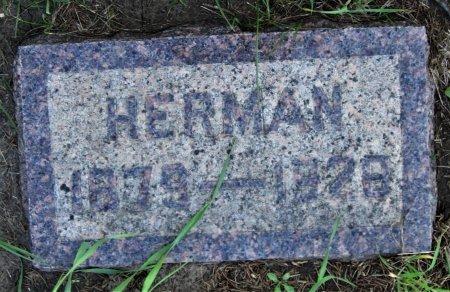 HOLMQUIST, HERMAN - Day County, South Dakota | HERMAN HOLMQUIST - South Dakota Gravestone Photos