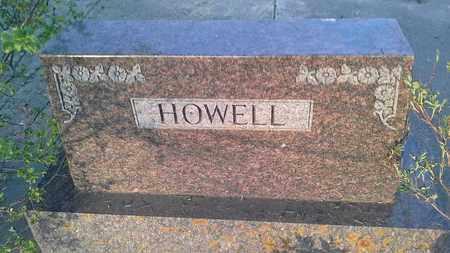 HOWELL, FAMILY STONE - Day County, South Dakota   FAMILY STONE HOWELL - South Dakota Gravestone Photos