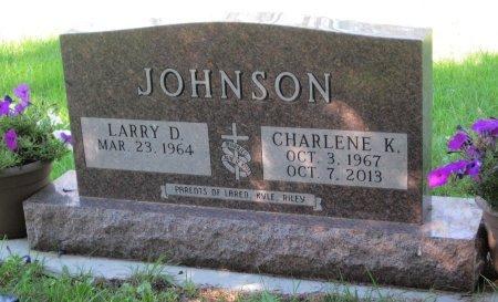 JOHNSON, CHARLENE K. - Day County, South Dakota | CHARLENE K. JOHNSON - South Dakota Gravestone Photos
