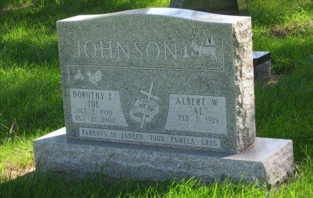 JOHNSON, DOROTHY E. - Day County, South Dakota | DOROTHY E. JOHNSON - South Dakota Gravestone Photos